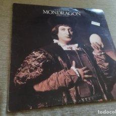 Discos de vinilo: ORQUESTRA MONDRAGÓN-EL HUEVO DE COLON. LP. Lote 266425518