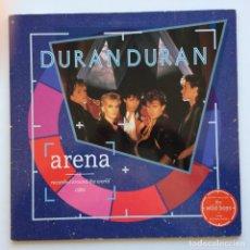 Discos de vinilo: DURAN DURAN – ARENA HOLANDA,1984 PARLOPHONE. Lote 266429158