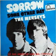 Dischi in vinile: THE MERSEYS SORROW + 3. Lote 266432718