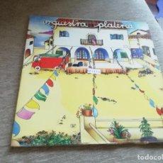 Discos de vinilo: ORQUESTRA PLATERÍA-LP. Lote 266436593