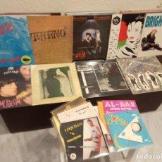 Discos de vinilo: GRAN LOTE MOVIDA MADRILEÑA LPS VINILOS SINGLES LIBROS Y DVDS / POP ROCK PUNK NUEVA OLA / OPORTUNIDAD. Lote 266439648