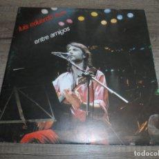 Discos de vinilo: LUIS EDUARDO AUTE - ENTRE AMIGOS (2LPS). Lote 266478198