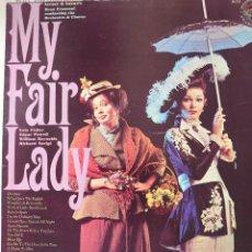 Discos de vinilo: LOLA FISHER, EDGAR POWELL LP DEL MUSICAL MY FAIR LADY EDITADO EN USA.... Lote 266502463
