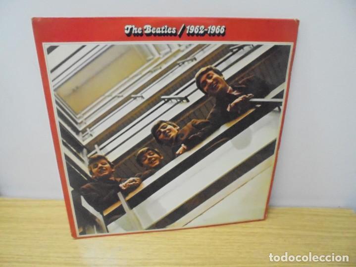 THE BEATLES. 1962-1966. 2 LP VINILO. EMI ODEON.1973. VER FOTOGRAFIAS ADJUNTAS (Música - Discos - LP Vinilo - Pop - Rock - Internacional de los 70)