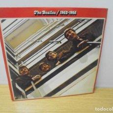 Discos de vinilo: THE BEATLES. 1962-1966. 2 LP VINILO. EMI ODEON.1973. VER FOTOGRAFIAS ADJUNTAS. Lote 266530263