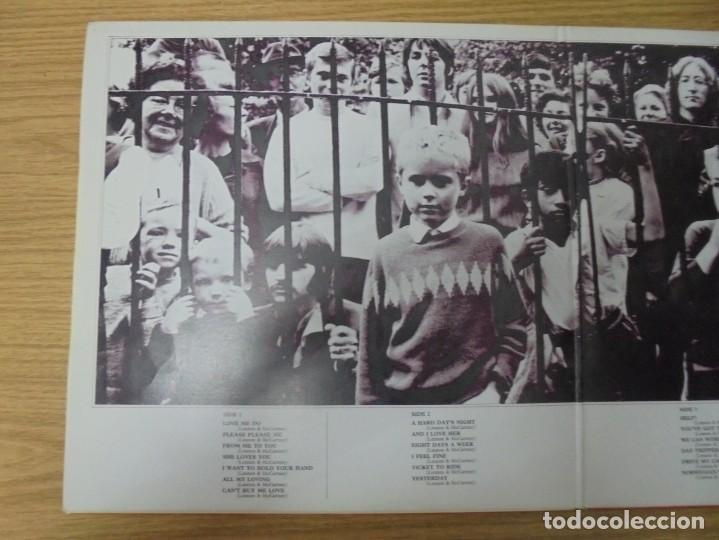 Discos de vinilo: THE BEATLES. 1962-1966. 2 LP VINILO. EMI ODEON.1973. VER FOTOGRAFIAS ADJUNTAS - Foto 3 - 266530263