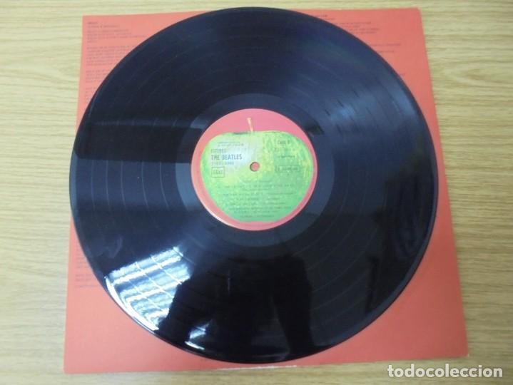 Discos de vinilo: THE BEATLES. 1962-1966. 2 LP VINILO. EMI ODEON.1973. VER FOTOGRAFIAS ADJUNTAS - Foto 16 - 266530263