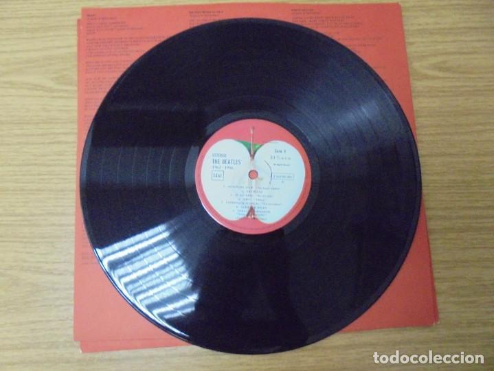 Discos de vinilo: THE BEATLES. 1962-1966. 2 LP VINILO. EMI ODEON.1973. VER FOTOGRAFIAS ADJUNTAS - Foto 18 - 266530263