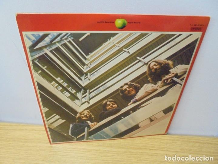 Discos de vinilo: THE BEATLES. 1962-1966. 2 LP VINILO. EMI ODEON.1973. VER FOTOGRAFIAS ADJUNTAS - Foto 20 - 266530263