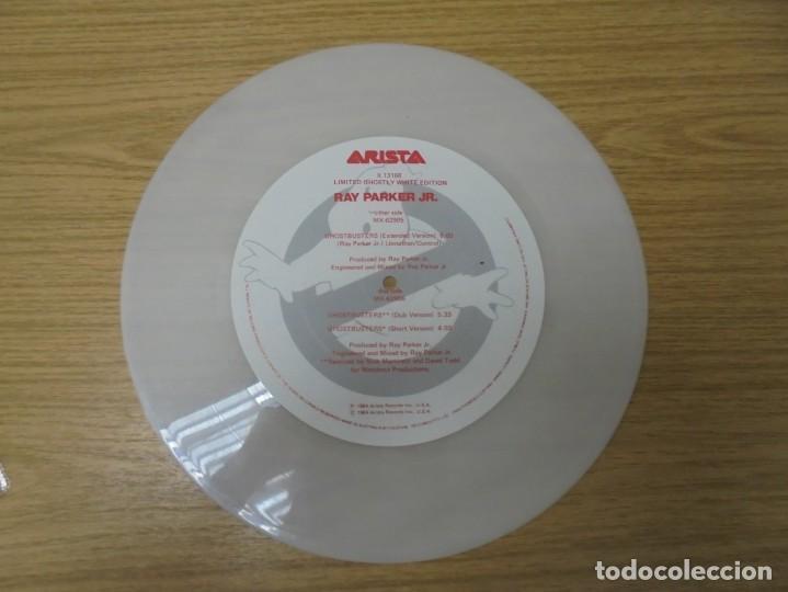 Discos de vinilo: RAY PARKER JR. GHOSTBUSTERS. SINGLE VINILO. ARISTA 1984. - Foto 4 - 266530598