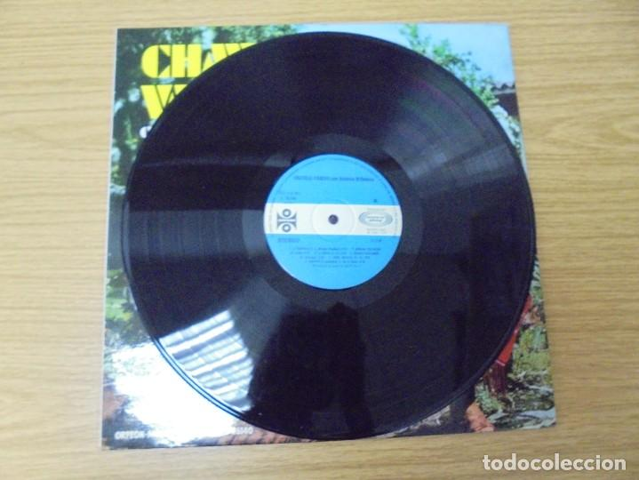 Discos de vinilo: CHAVELA VARGAS CON ANTONIO BRIBIESCA. LP VINILO. ORFEON MOVIEPLAY 1972. - Foto 4 - 266531623