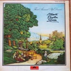 Discos de vinilo: ATLANTA RYTHM SECTION - THIRD ANNUAL PIPE DREAM (LP) 1974. Lote 266540853