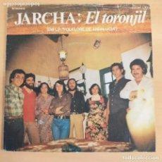 Discos de vinilo: JARCHA - EL TORONJIL (SG) 1980. Lote 266542083