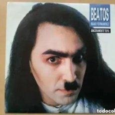 Discos de vinilo: BEATOS IÑAKI FERNANDEZ - SINCERAMENTE TUYA (SG) 1988. Lote 266542553
