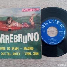 Discos de vinilo: TORREBRUNO.MADRID .WELCOME TO SPAIN.ETC...EP AÑO 1964.. Lote 266552368