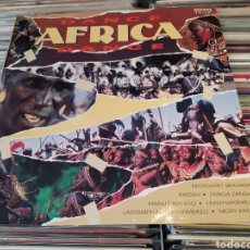 Discos de vinilo: DANCE AFRICA DANCE. LP VINILO. BUEN ESTADO.. Lote 266560458