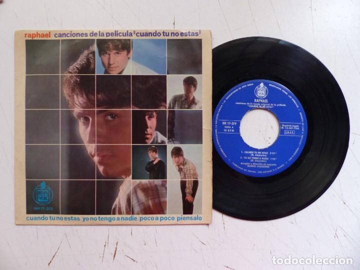 Discos de vinilo: RAPHAEL - LOTE 4 EP ORIGINALES - VER FOTOS ADICIONALES - Foto 3 - 266642868