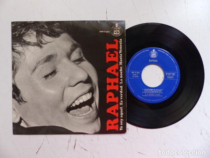 Discos de vinilo: RAPHAEL - LOTE 4 EP ORIGINALES - VER FOTOS ADICIONALES - Foto 4 - 266642868