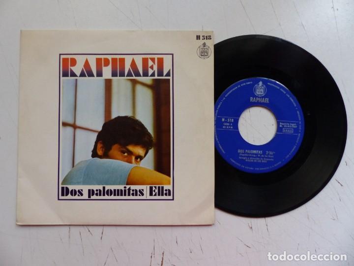 Discos de vinilo: RAPHAEL - LOTE 4 EP ORIGINALES - VER FOTOS ADICIONALES - Foto 5 - 266642868
