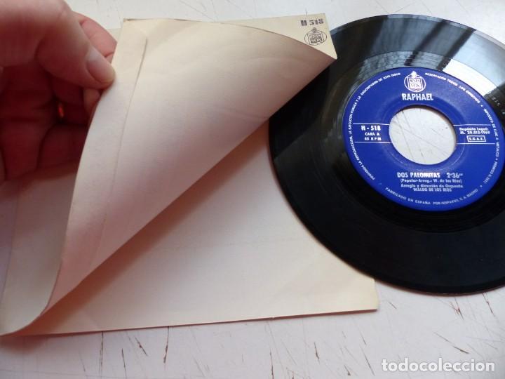 Discos de vinilo: RAPHAEL - LOTE 4 EP ORIGINALES - VER FOTOS ADICIONALES - Foto 6 - 266642868