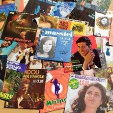 Discos de vinil: LOTE DE DISCOS DE VINILO VARIADOS. Lote 266648758