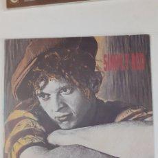 Discos de vinilo: SIMPLY RED. PICTURE BOOK. L 960452-1. ESPAÑA 1985. DISCO VG+. CARÁTULA VG+.. Lote 266658153