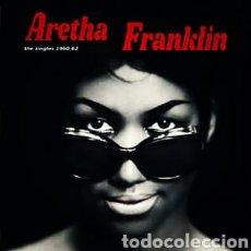 Discos de vinilo: ARETHA FRANKLIN–SINGLES 1960-62. LP VINILO PRECINTADO. Lote 266682193