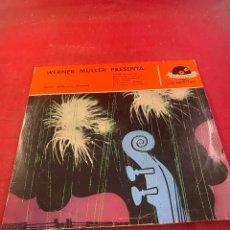 Discos de vinilo: WERNER MULLER Y SU ORQUESTA. Lote 266715853