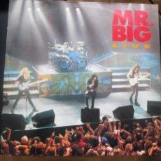 Discos de vinilo: MR. BIG. LIVE. LP. (1992 GERMANY). Lote 266722123