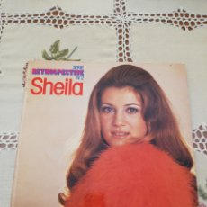Discos de vinilo: SHEILA SERIE RETROSPECTIVE Nº 2 - DISQUES CARRÈRE - VINILO LP 33 RPM EDITADO FRANCIA. Lote 266729113