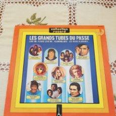 Discos de vinilo: LES GRANDS TUBES DU PASSE - VINILO RARO LP CANCIÓN FRANCESA. Lote 266731778