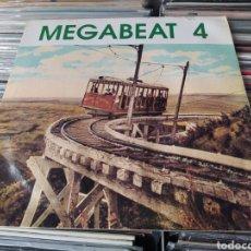 Discos de vinilo: MEGABEAT–MEGABEAT 4 . LP VINILO 1990. Lote 266755143