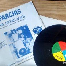 Discos de vinilo: MAXISINGLE(VINILO) -PROMOCION- DE PARCHIS AÑOS 80. Lote 266762853