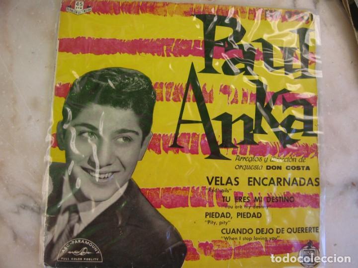 Discos de vinilo: Lote de 30 discos de vinilo pequeños diferentes epocas y cantantes ver fotos - Foto 6 - 266807189