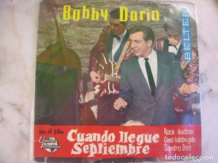 Discos de vinilo: Lote de 30 discos de vinilo pequeños diferentes epocas y cantantes ver fotos - Foto 7 - 266807189