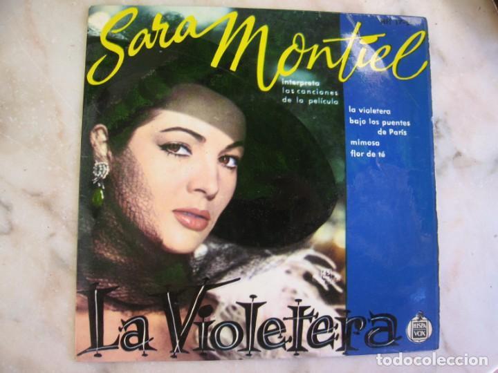 Discos de vinilo: Lote de 30 discos de vinilo pequeños diferentes epocas y cantantes ver fotos - Foto 9 - 266807189