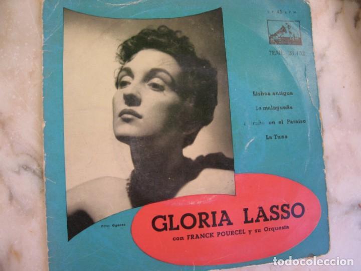Discos de vinilo: Lote de 30 discos de vinilo pequeños diferentes epocas y cantantes ver fotos - Foto 10 - 266807189