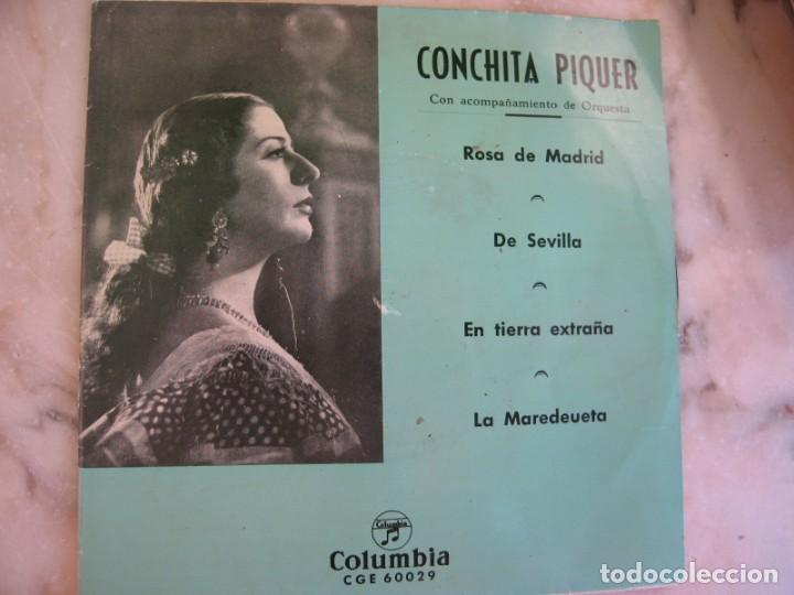 Discos de vinilo: Lote de 30 discos de vinilo pequeños diferentes epocas y cantantes ver fotos - Foto 11 - 266807189