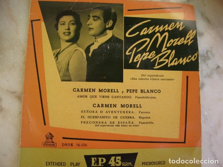 Discos de vinilo: Lote de 30 discos de vinilo pequeños diferentes epocas y cantantes ver fotos - Foto 13 - 266807189