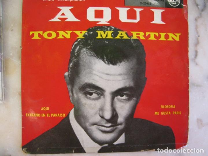 Discos de vinilo: Lote de 30 discos de vinilo pequeños diferentes epocas y cantantes ver fotos - Foto 17 - 266807189