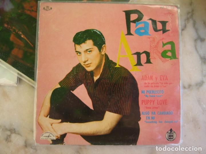Discos de vinilo: Lote de 30 discos de vinilo pequeños diferentes epocas y cantantes ver fotos - Foto 18 - 266807189