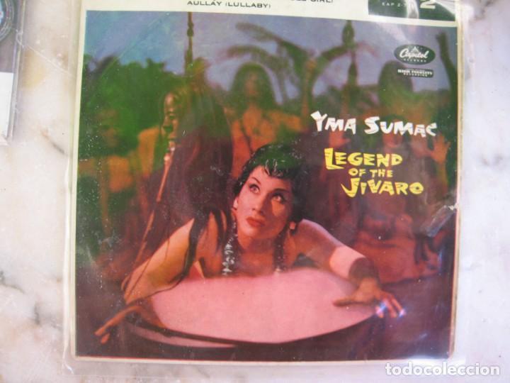 Discos de vinilo: Lote de 30 discos de vinilo pequeños diferentes epocas y cantantes ver fotos - Foto 20 - 266807189