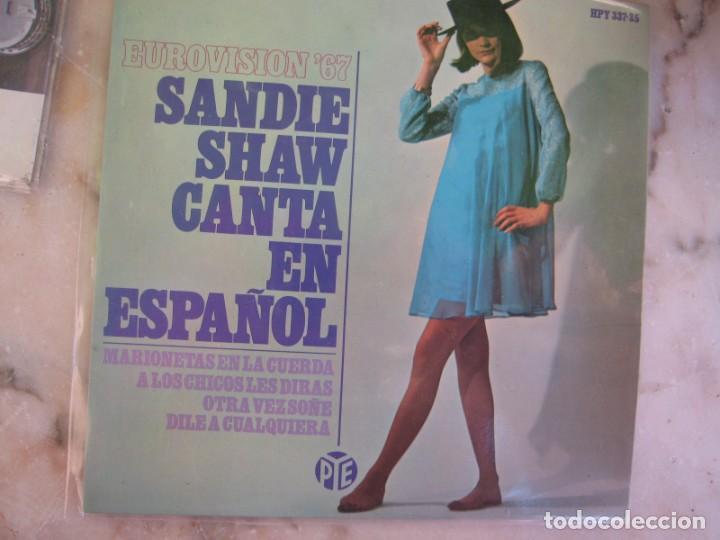 Discos de vinilo: Lote de 30 discos de vinilo pequeños diferentes epocas y cantantes ver fotos - Foto 25 - 266807189