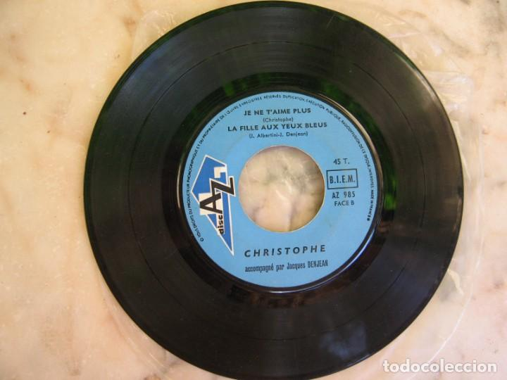 Discos de vinilo: Lote de 30 discos de vinilo pequeños diferentes epocas y cantantes ver fotos - Foto 29 - 266807189