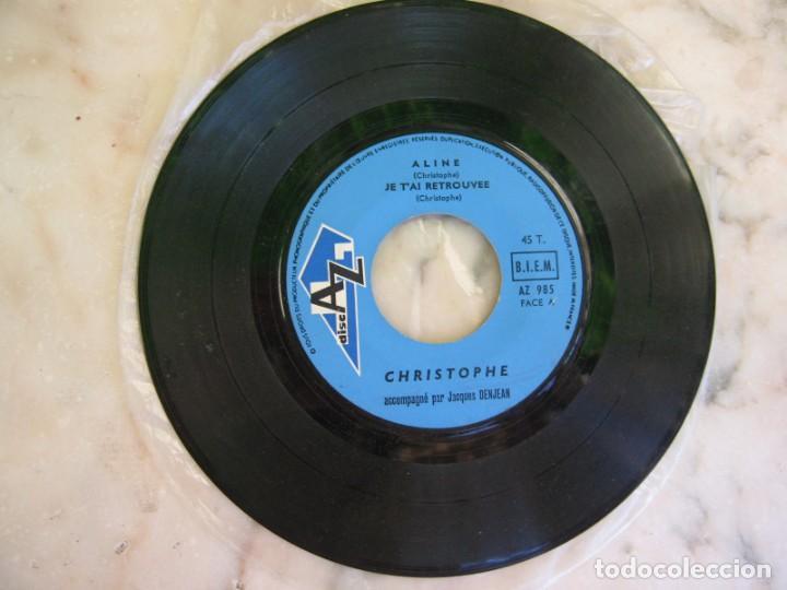 Discos de vinilo: Lote de 30 discos de vinilo pequeños diferentes epocas y cantantes ver fotos - Foto 30 - 266807189