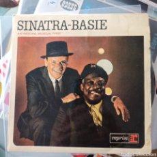 Disques de vinyle: FRANK SINATRA AND COUNT BASIE - SINATRA-BASIE VOL. 1 (REPRISE RECORDS, UK, 1962). Lote 266836439