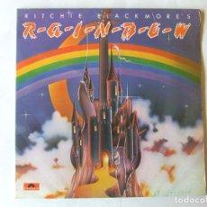 Disques de vinyle: LP VINILO RITCHIE BLACKMORE RAINBOW EDICION ESPAÑOLA. Lote 266838019