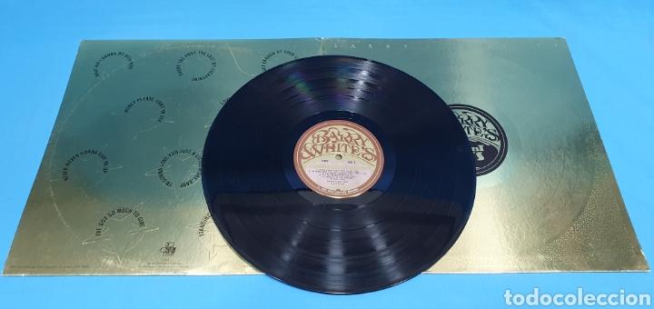 Discos de vinilo: BARRY WHITES - GRESTEST HIST - 1973/74/75 - Foto 5 - 266848249