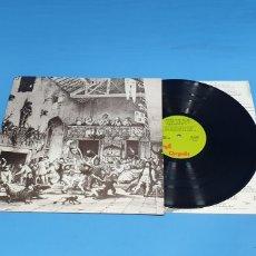 Discos de vinilo: JETHRO TULL: MINSTREL IN THE GALLERY - 1975. Lote 266854929