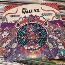 Discos de vinilo: LOS WALLAS–OTRO COLOR. SINGLE VINILO COLOR VERDE. BUEN ESTADO.. Lote 266855184